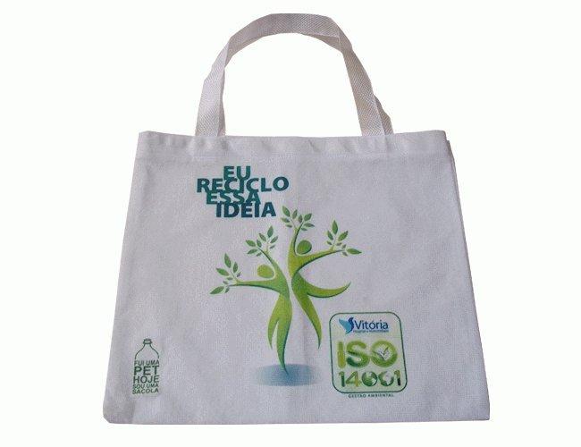 Sacola ecológica - MPA 16
